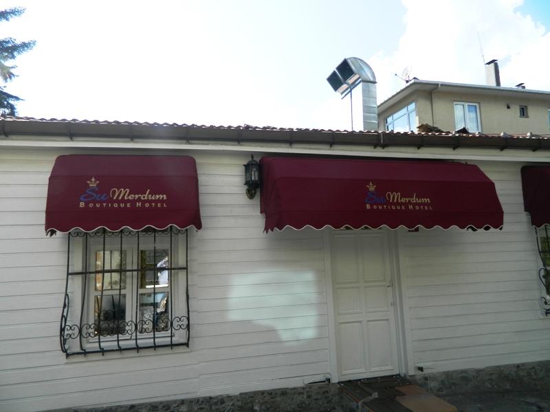 K�r�kl� Tente